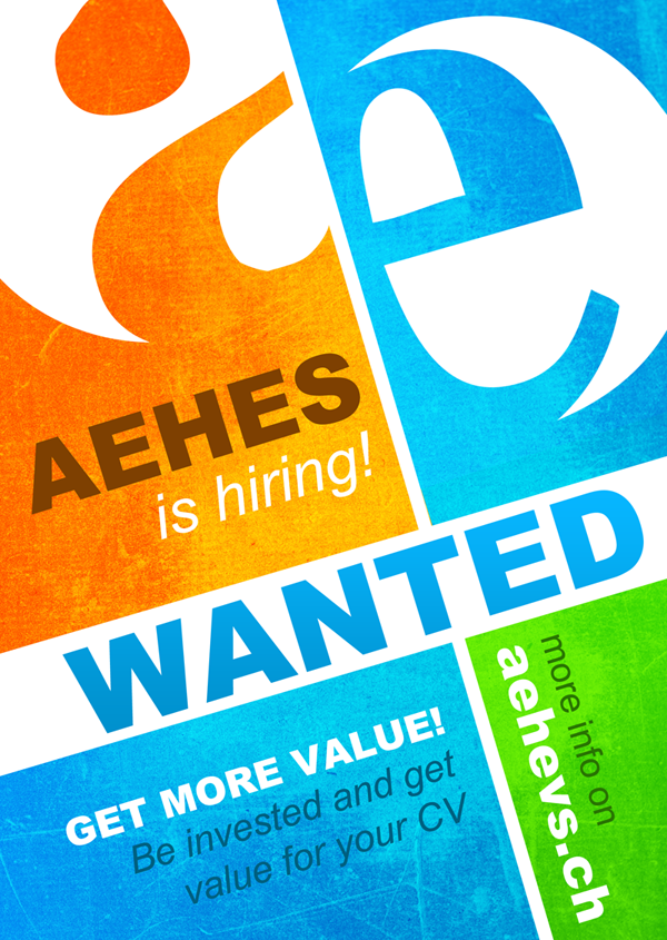 Recruitment Flyer v1 by jonaska on DeviantArt