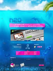 H2O studio design