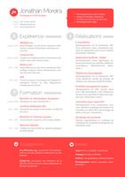 Resume by jonaska