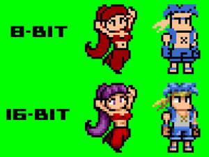 Shantae and Bolo