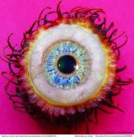 Fruit-eyeeee by HumanDescent