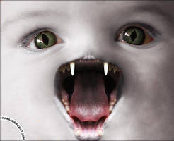 Teething by HumanDescent
