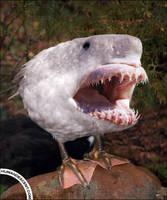 Sharkird by HumanDescent