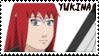Kurohana Yukina Stamp by Alice-Laiho