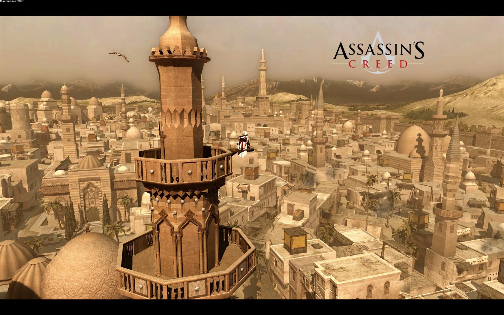 Top Wallpaper Minecraft Assassin - assassin__s_creed_wallpaper_by_macmenace88  Collection_727755.jpg