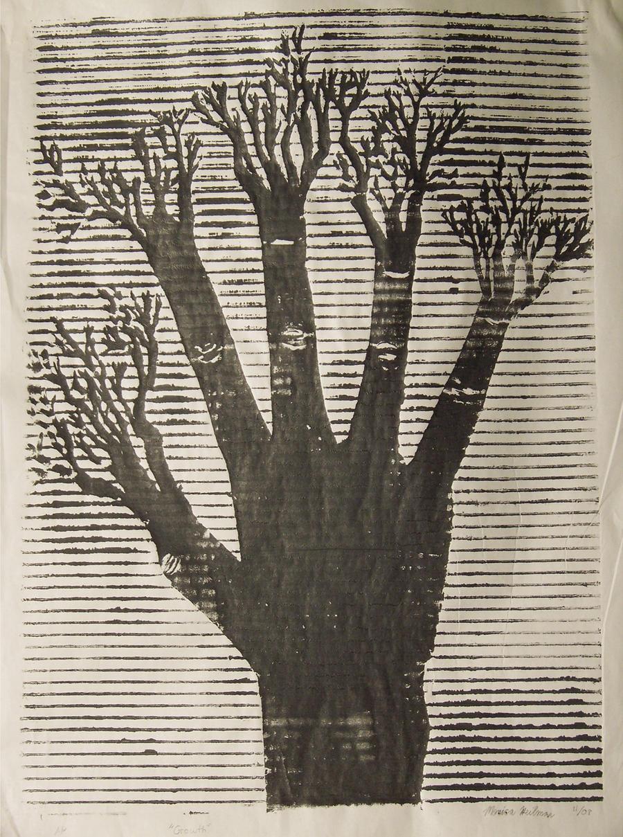 Growth-first print by Amieku