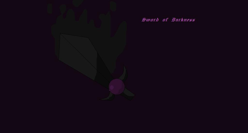 Sword of Darkness by RichardtheDarkBoy29