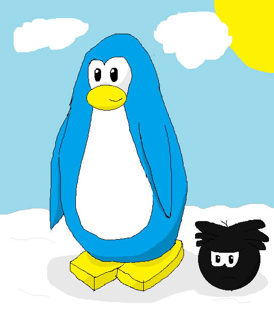Club Penguin by RichardtheDarkBoy29