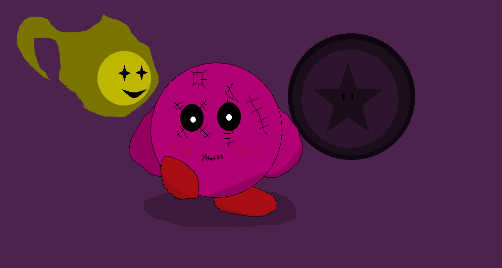 Kirby? by RichardtheDarkBoy29