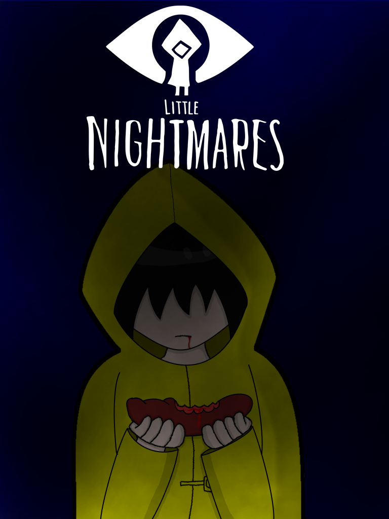 Little Nightmares (Six) by RichardtheDarkBoy29