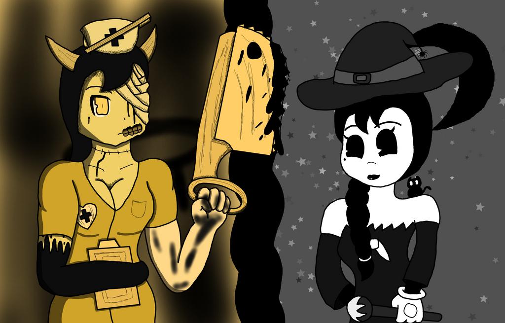 Halloween Alices by RichardtheDarkBoy29