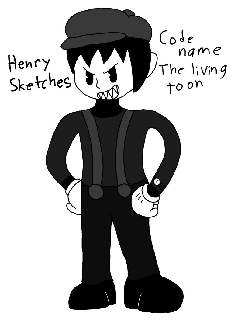 Henry Sketches by RichardtheDarkBoy29