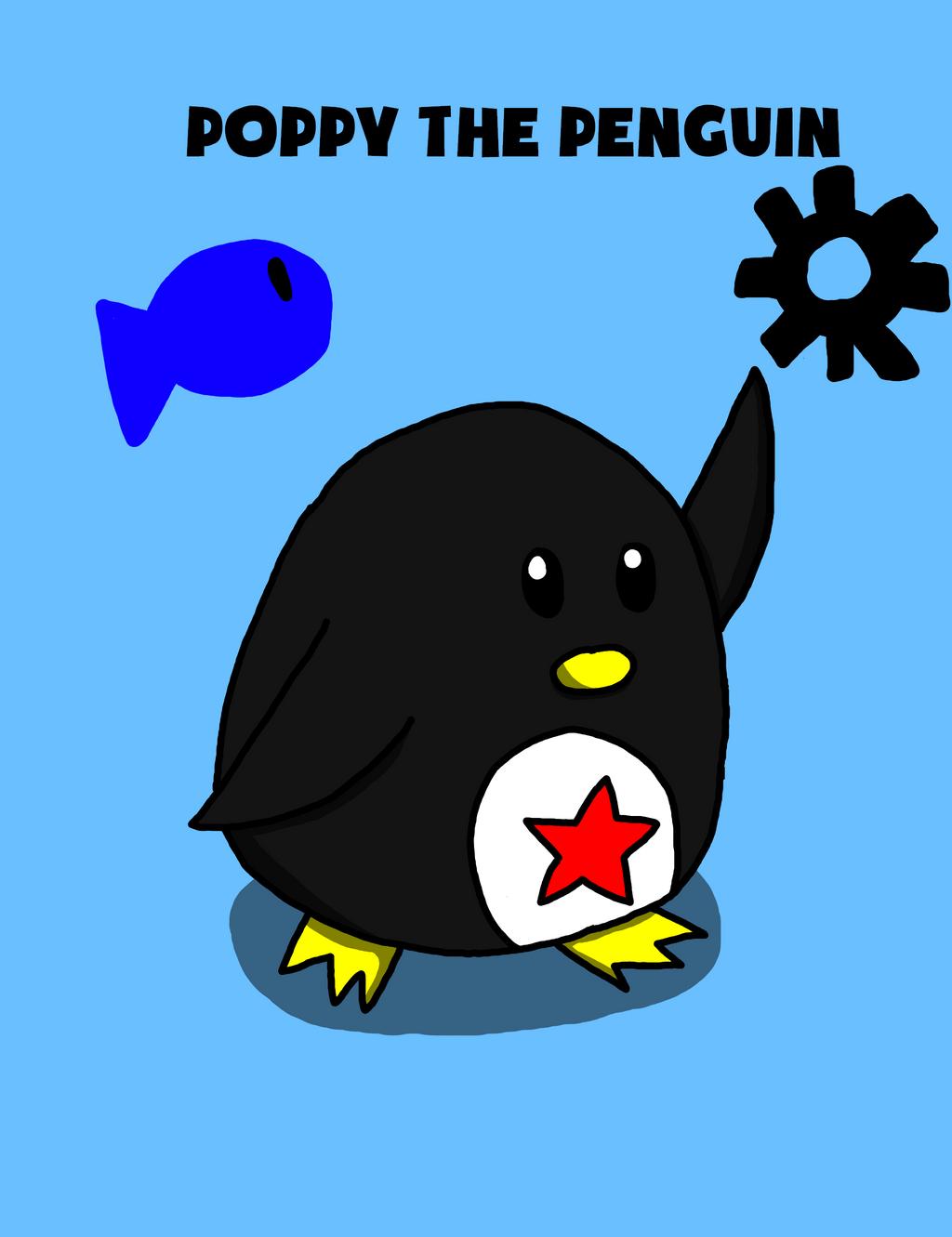 Poppy the Penguin by RichardtheDarkBoy29