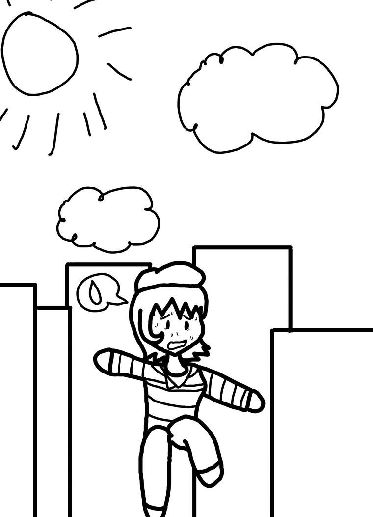 Quick Doodle (Giant Miyuki) by RichardtheDarkBoy29