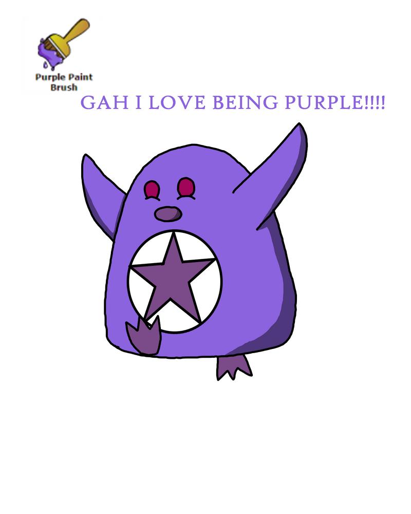 Purple Poppy by RichardtheDarkBoy29
