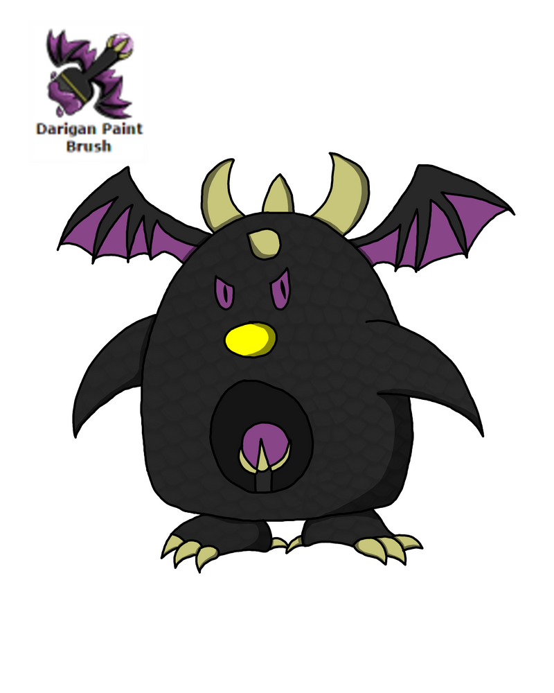 Darigan Poppy by RichardtheDarkBoy29