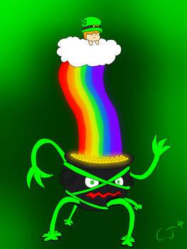 Pot-O-Misfortune (Holiday Monsters 1) by RichardtheDarkBoy29
