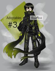 [Open] Adoptables #3