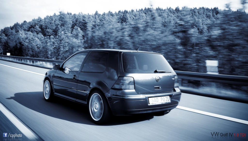 vw golf 4 iv 1 9 tdi by cpphoto on deviantart. Black Bedroom Furniture Sets. Home Design Ideas