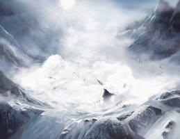 Avalanche by Sarafiel