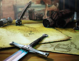 Maps of the Order by Sarafiel