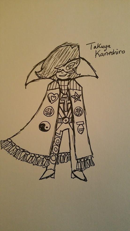 Takuya Kaneshiro by EmperorPsycho