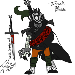 Turrssk the Terrible by EmperorPsycho