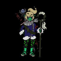 Orinrilellion gro-Harold of Skingrad by EmperorPsycho