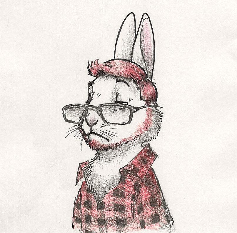 Hipster Sketches Tumblr Freaking Hipster Rabbi...