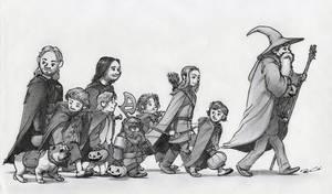 Fellowship of the Treats