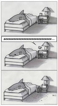 Good Morning Land Shark