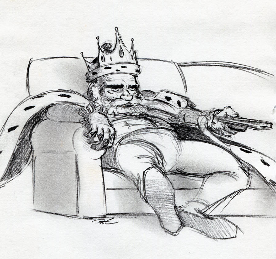 Sofa King Tired by RobtheDoodler on DeviantArt