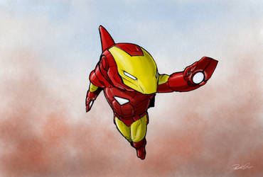 Iron Shark by RobtheDoodler