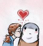 Kiss Shark