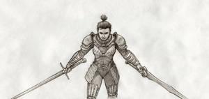 Dragon Age WIP 2