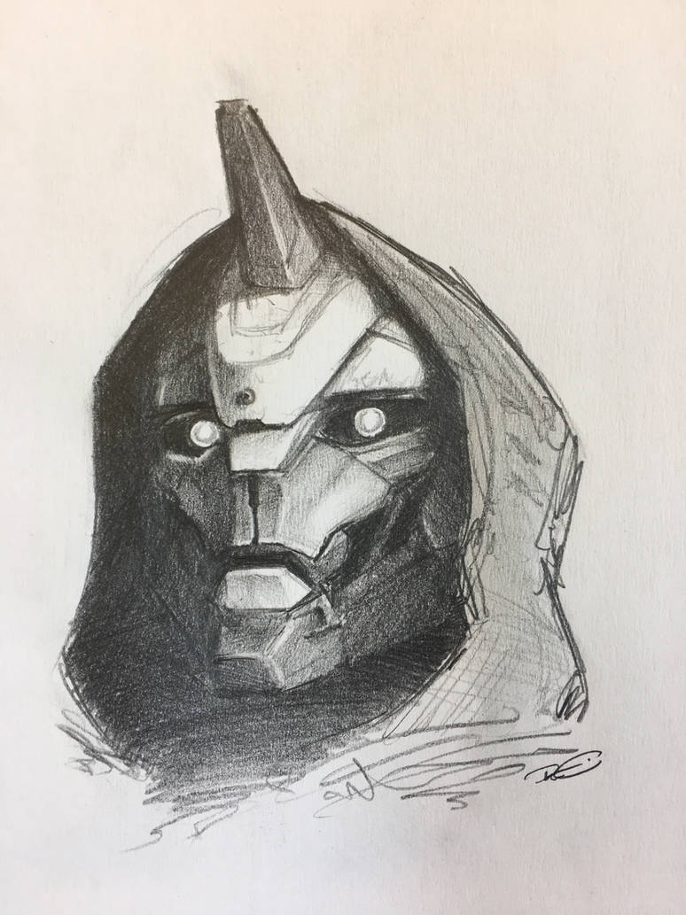 Cayde-6 by RobtheDoodler