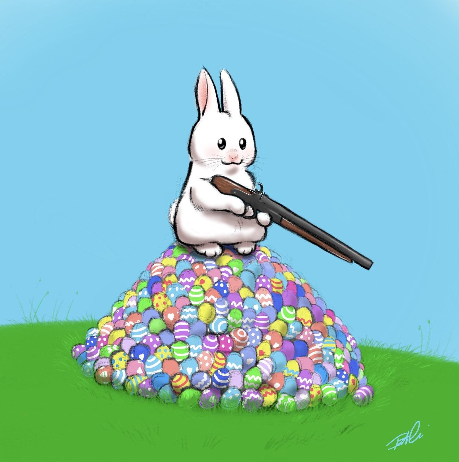 Easter Stockpile