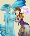 face swap Zelda