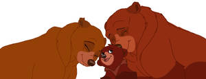Brother Bear Family