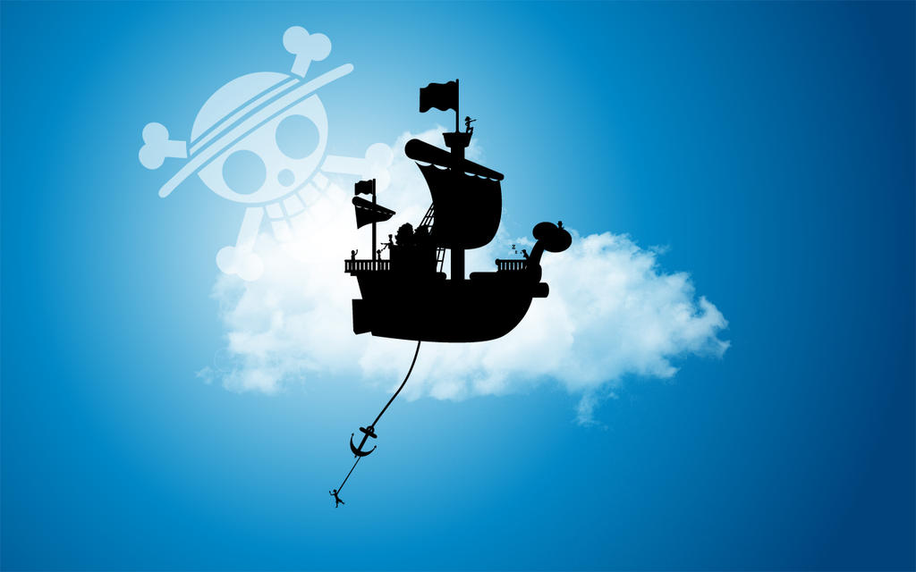 pirates in the sky by spader725