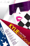 Kylie USA Tour Poster
