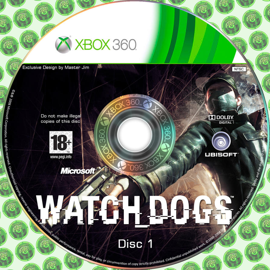 Watch Dogs  Th Disc