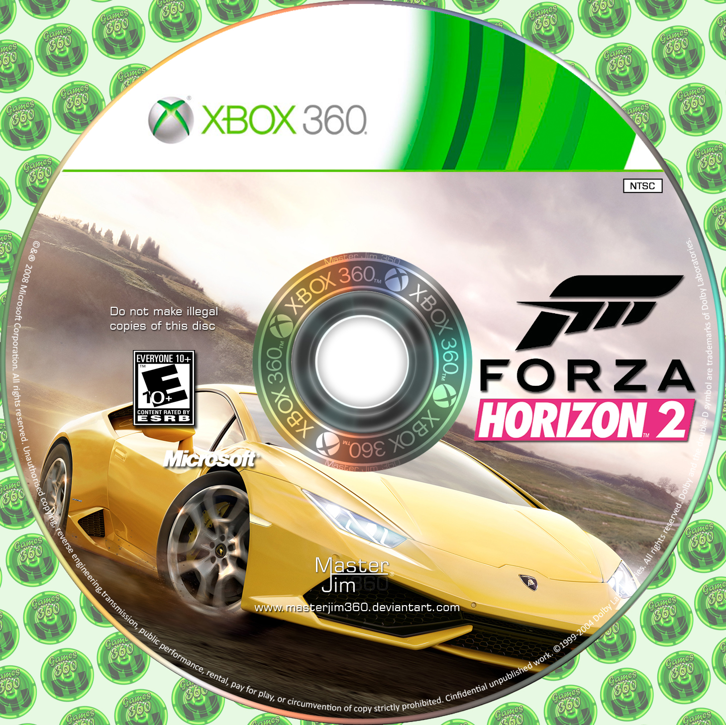 MasterJim360 1 0 Forza Horizon 2