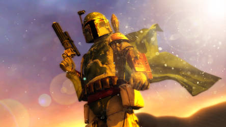 The Best Bounty Hunter in the Galaxy