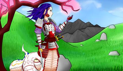 A Beautiful Blade by DarthS4nchez