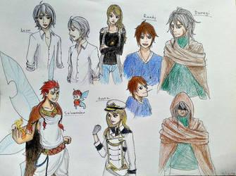 Wizardess Heart Fanart 3