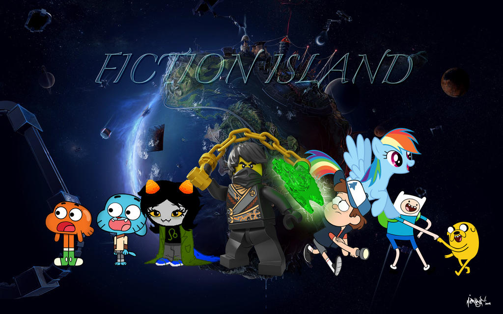 Fiction-Island-Background by NinjagoninjaZXGIRL