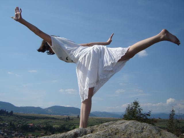 precarious balance
