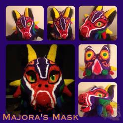 Majora's Mask by Que-Sera-Sera