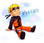 NARUTO - NYAruto Chibi by Tanita-sama